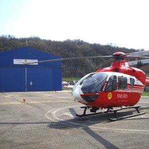 Imagine elicopter SMURD