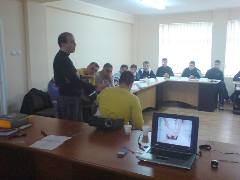 Centru formare Galati