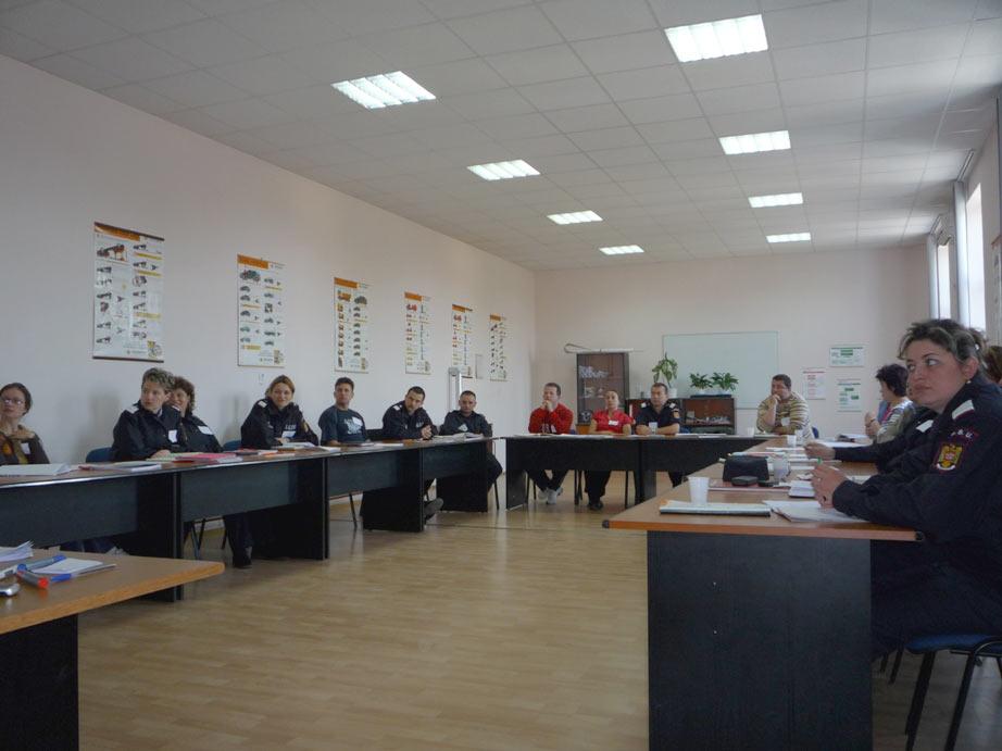 Centru formare Târgu-Mureș