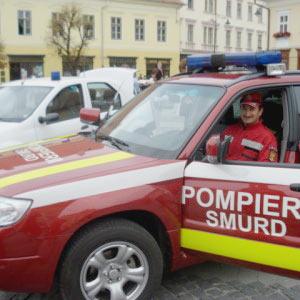 Masina de medic - Sibiu
