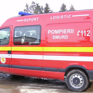 Masina de suport logistic