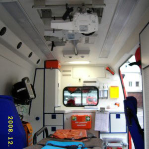 Echipaj TIM - interior